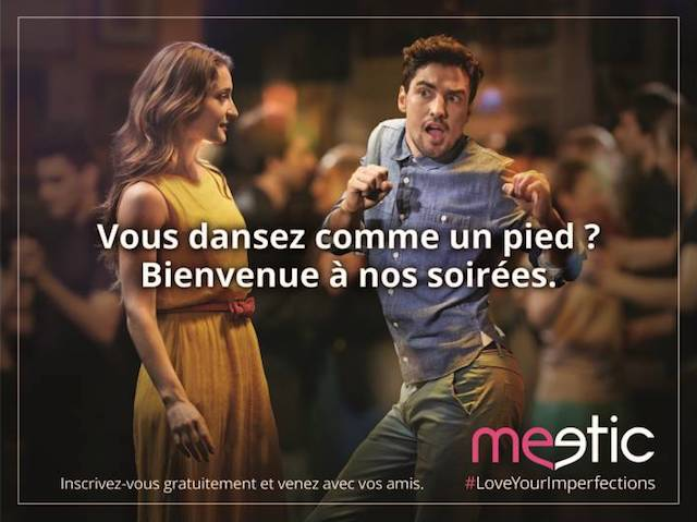 code promo meetic : 50% de remise